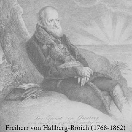 Freiherr von Hallberg-Broich